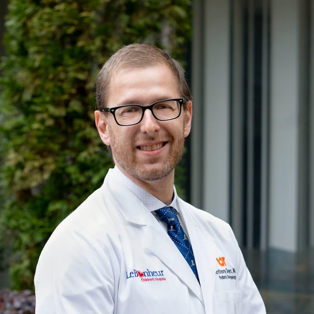 UTHSC ENT - Anthony Sheyn - Pediatric Sinusitis Treatment