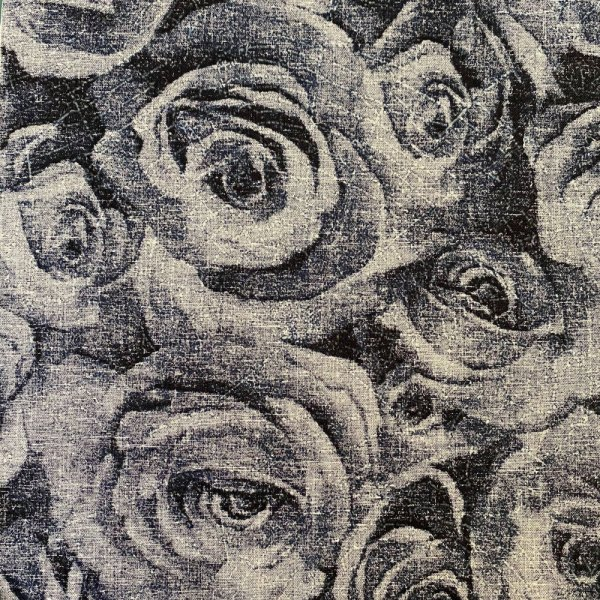 Denim Blooms