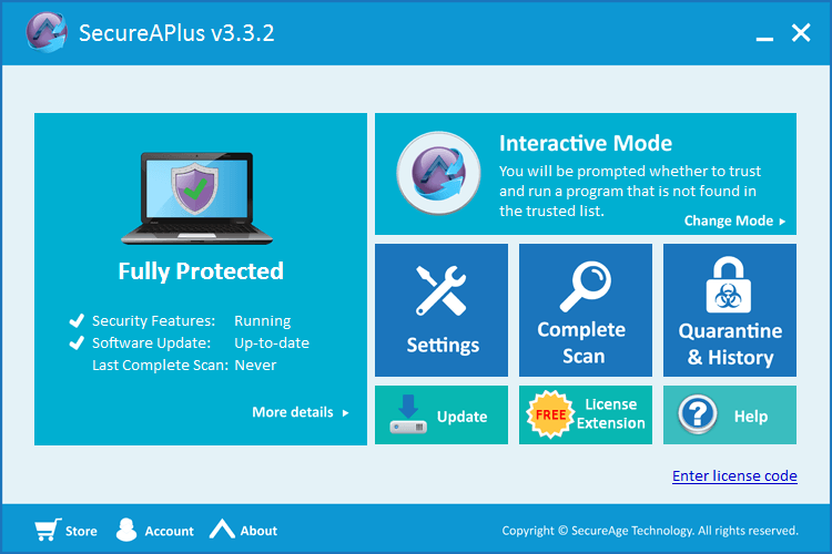 SecureAPlus Premium 4.6.3 Crack