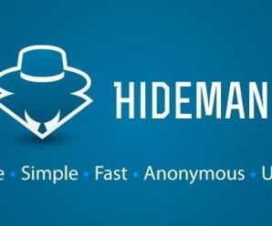 Hideman VPN 5.0.5 Crack