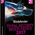 Bitdefender Total Security Multi-Device 2017 Crack
