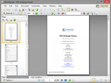 PDF-XChange Viewer Pro erial key