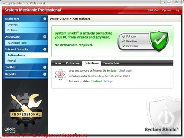 System Mechanic Professional 15 Crack