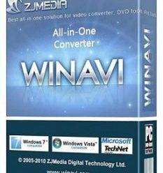 WinAVI All in One Converter Crack