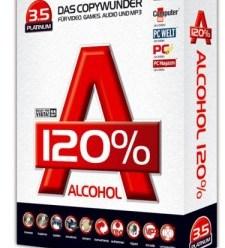 Alcohol 120% Crack