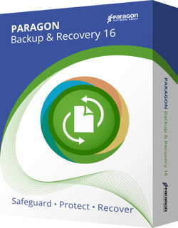 Paragon Backup & Recovery Crack