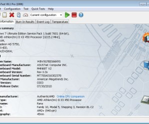 PassMark BurnInTest Pro 8.1 Crack