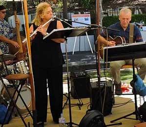 Valerie Nuzum Jazz Flute