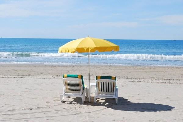 homokos tengerpart