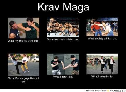 this is krav maga