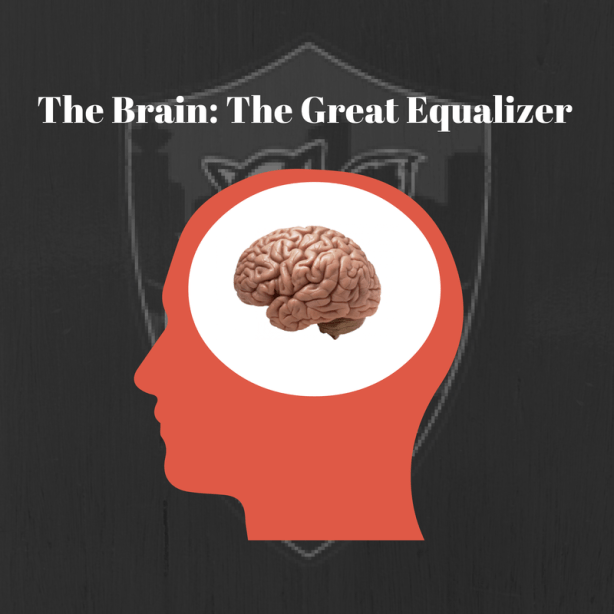 The Brain The Great Equalizer
