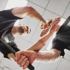 Krav Maga 360 Knife Defense from Below