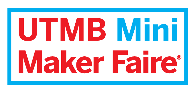 UTMB Mini Maker Faire logo
