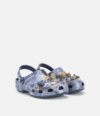christopher kane stone embellished crocs $605.00