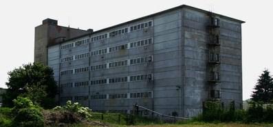 Schweinehochhaus