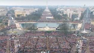 2017 Trump inauguration