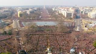 2009 Obama inauguration