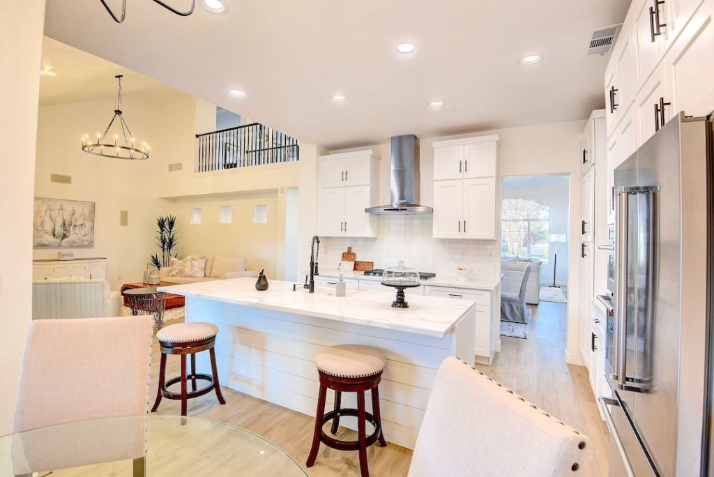 Green Valley Home in Henderson Staged by Utopia Home Staging Vegas