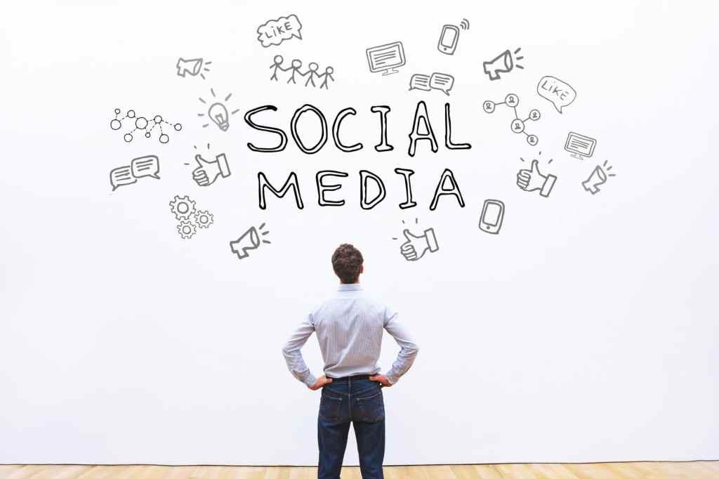 Social Media Conept