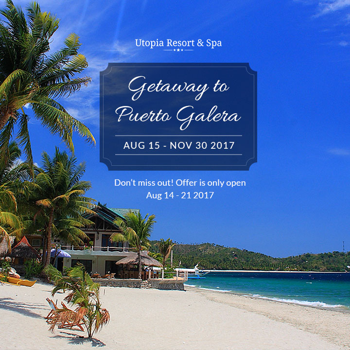 puerto galera holiday special offer