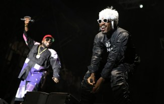 After much speculation, Andre and Big Boi crushed all breakup rumors by putting on a party at ACL.