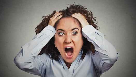 When Stress Turns Normally Stable Employees into Raving Lunatics