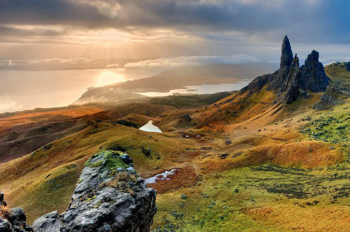 The isle of Skye by Utravlr