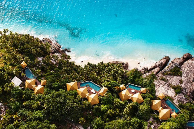 Frigate island seychelles