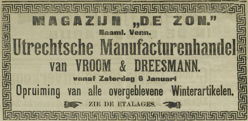 [gallery] De NV Utrechtsche Manufacturenhandel van…