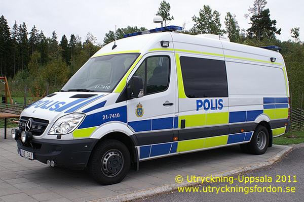 Polis Gt Special Svensk Utryckningsfordonsfrening