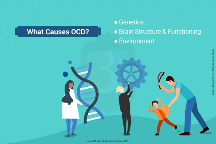 Causes of OCD.