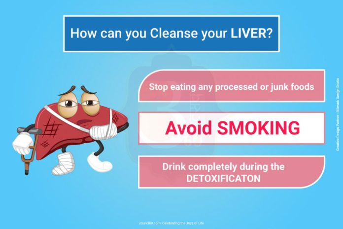 Tips to cleanse your liver