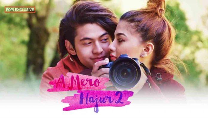 A Mero Hajur 2. Highest Grossing Nepali Movies