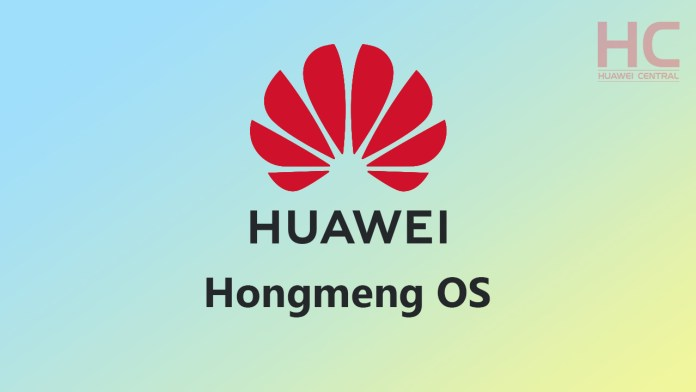 Huawei is developing hongmeng operating system for android mobiles.