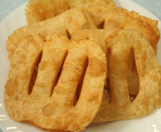 Nepali Dish Fini Roti