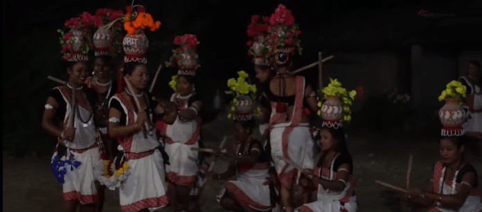 Tharu Dance