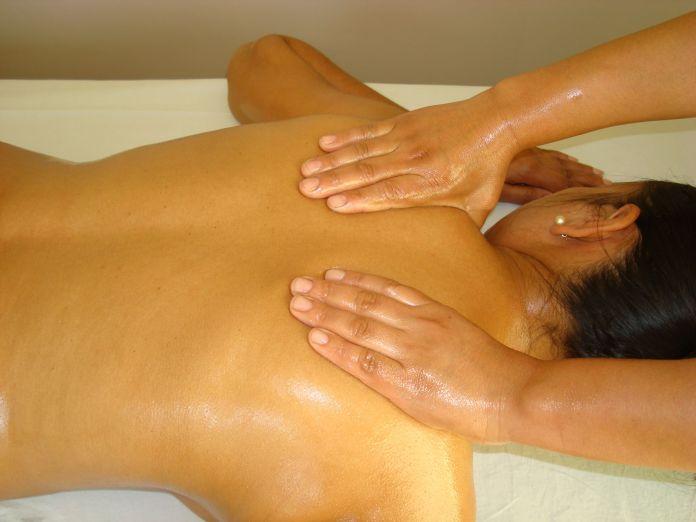 Body massage in Nepal
