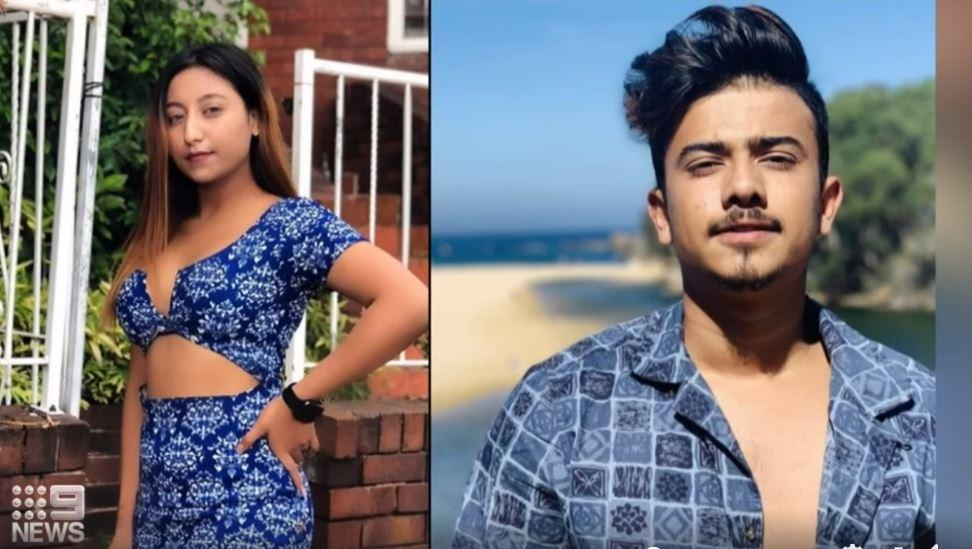 Neha-Giri-And Aayush-Bhattari-Australia