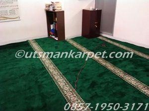 jual karpet masjid polos