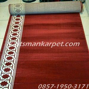 Harga karpet masjid turki dan lokal