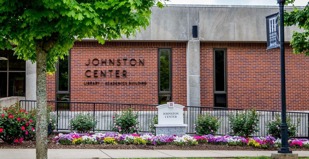Johnston Center - Warden Memorial Library
