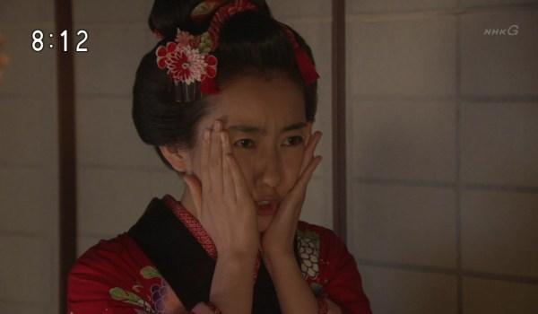 2015-10-06 08:00 連続テレビ小説 あさが来た(8)「ふたつの花びら」 2353