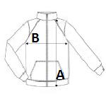 d8jk2j a b jacket fullzip