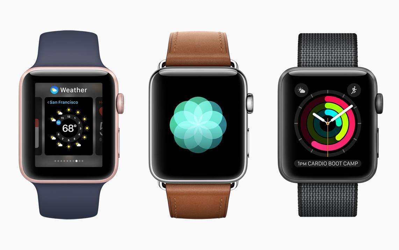 apple watch series 2 header