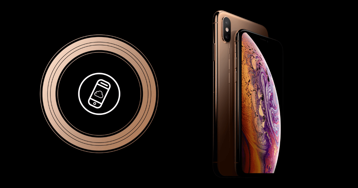 iPhone Xs and Xs Max Header