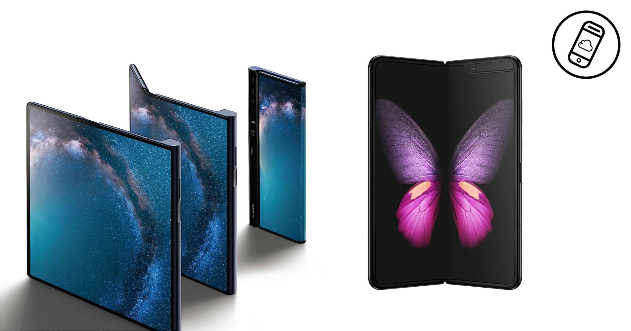 Foldable Phones MWC 2019 Header