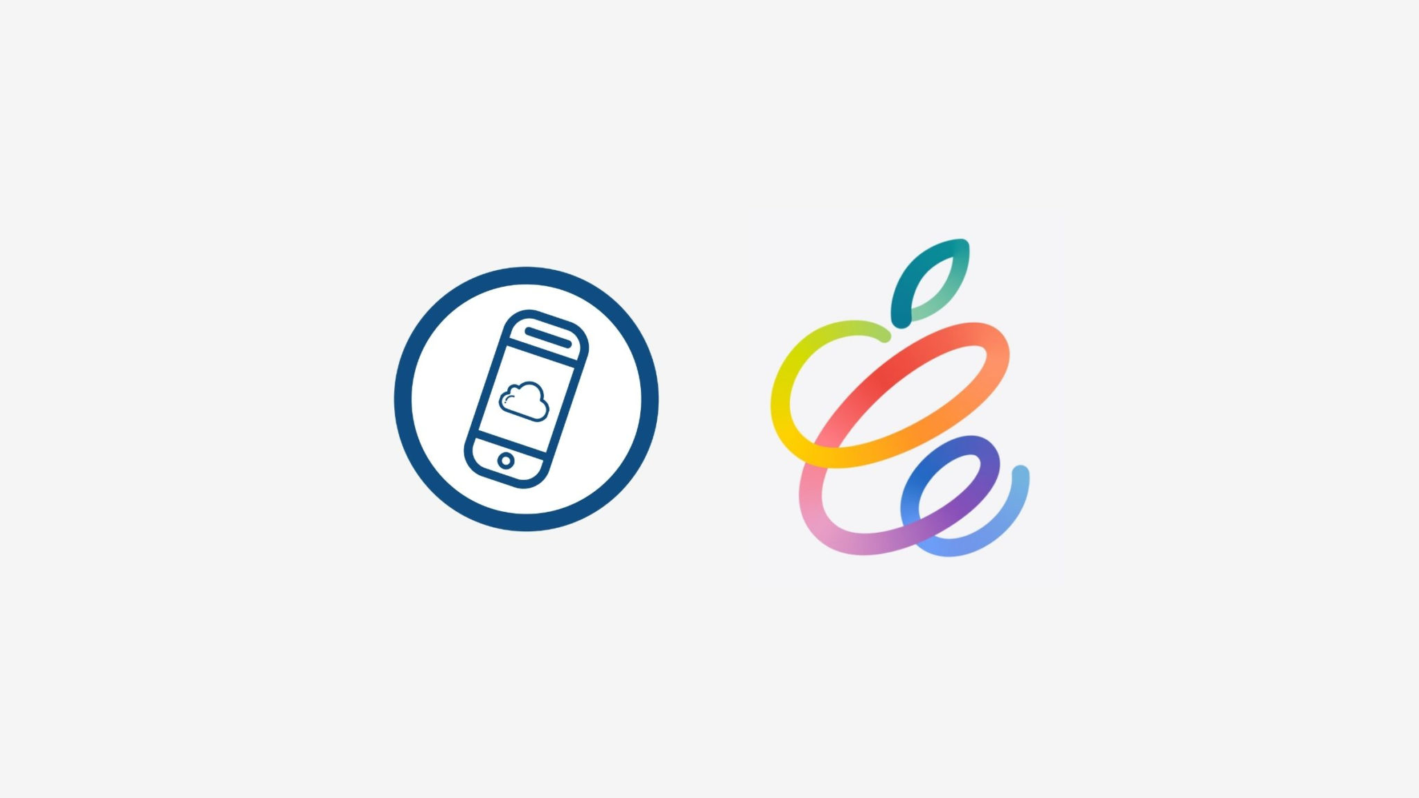 Apple Spring Loaded Event Header