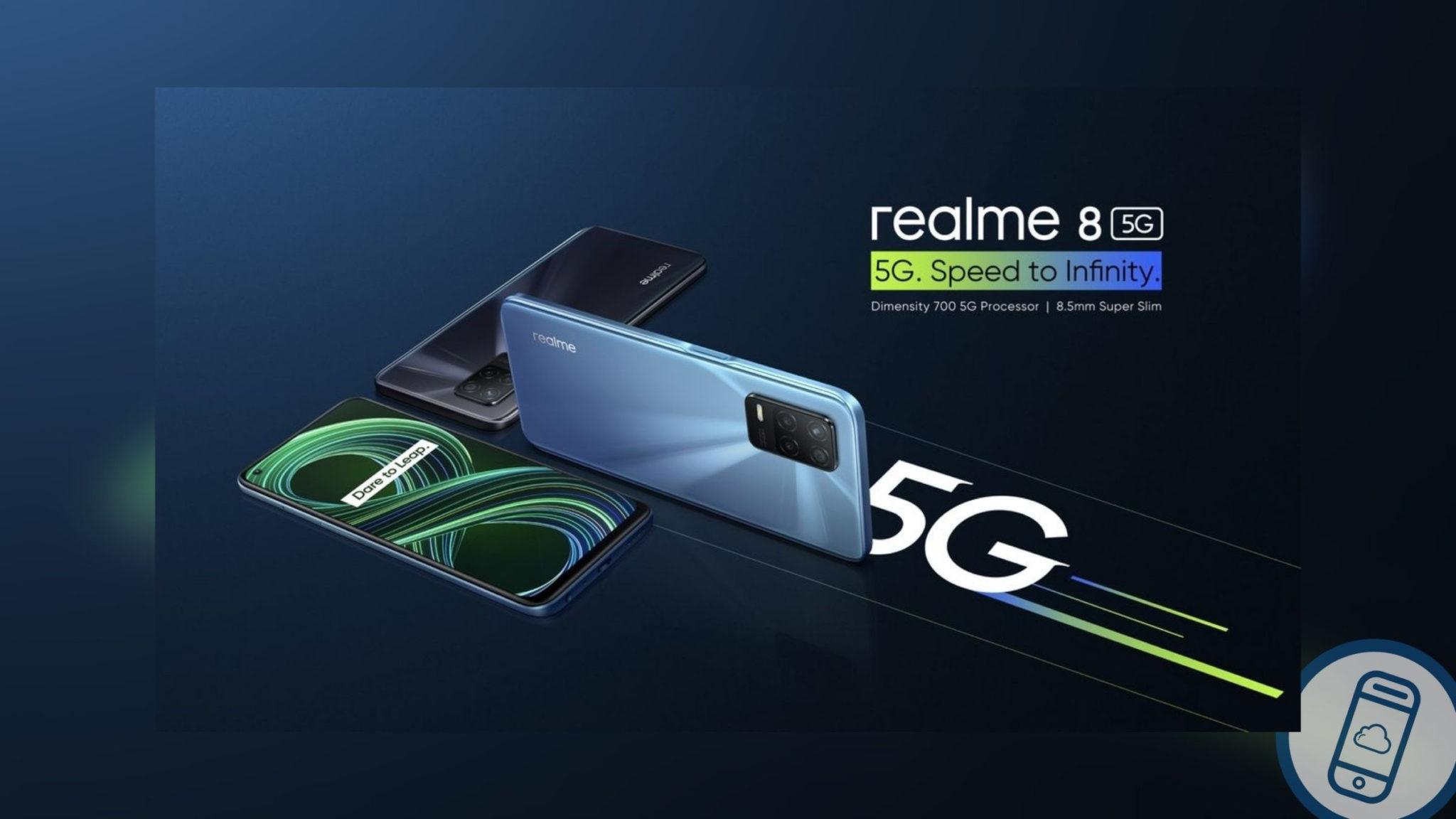 realme 8 5G Philippines Header