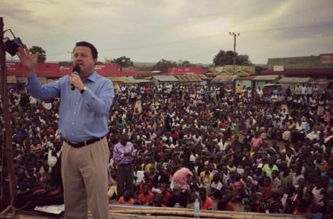Nebbi, Uganda