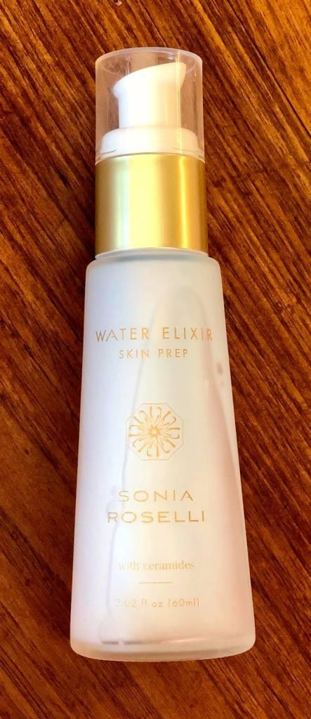 sonia roselli water elixir ceramides